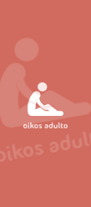 botón oikos adultos