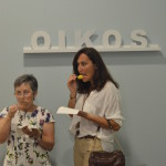Inauguración Oikos 201511