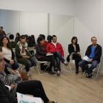 Sesión alimentación complementaria a demanda 2015/2