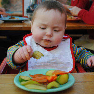 formación alimentación infantil