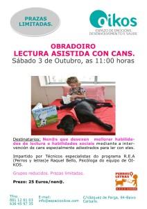 taller lectura asistida con perros 2015/95