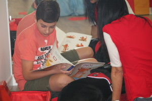 taller lectura asistida con perros 2015/5