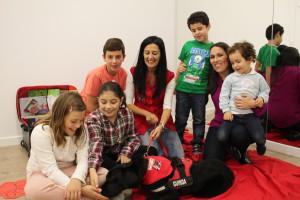 taller lectura asistida con perros 2015/1