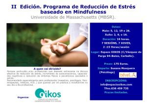 Programa reducción del estrés 2016