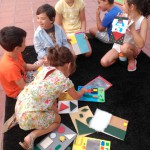 método Montessori 2016/52