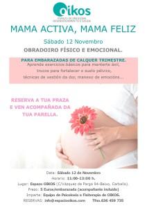 Programas mamás activas y felices 2016/2