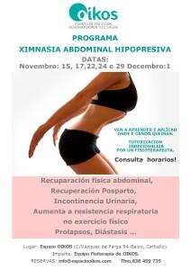 hipopresivos y gimnasia abdominal 2016