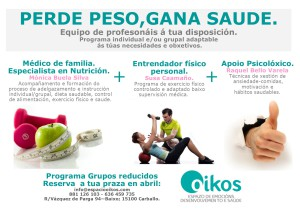 programa dieta, salud y ejercicio 2017/2