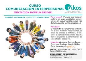 curso comunicación interpersonal - modelo bridge marzo 2019