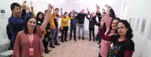 Espacio Oikos: formación para profesionales y familias