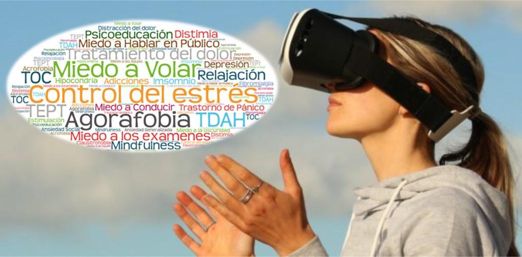 terapia psicológica con realidad virtual