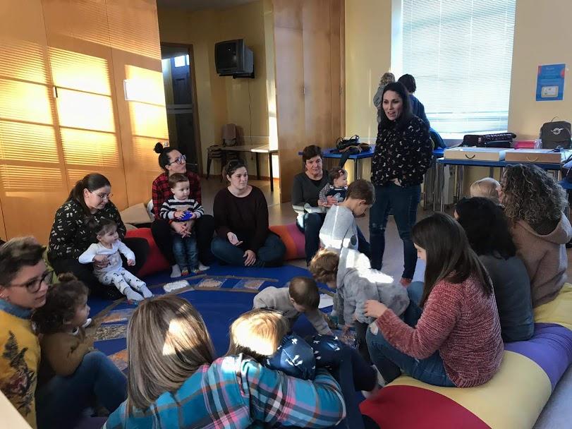 actividades en familia estimulación sensorial e inteligencias múltiples