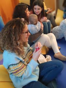 Taller estimulación inteligencias múltiples bebés