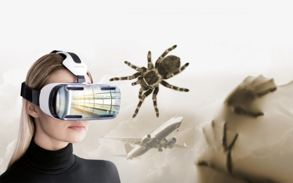 terapias con realidad virtual en Espacio Oikos