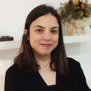 Eva Menedez: magisterio, educación primaria e infantil