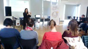 Clases y talleres para profesionales psicología, pedagogía y logopedia