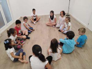 Espacio Oikos infancia: desarrollo emocional