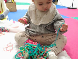 estimulación temprana bebés Galicia