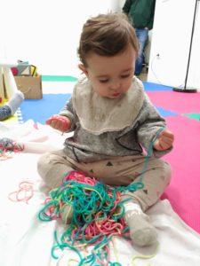 estimulación temprana bebés con multiples métodos