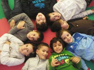 Actividades grupales para el desarrollo de los niños