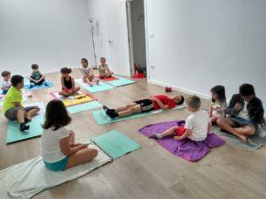 Técnicas de control de estrés para niños