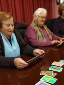 Terapia ocupacional para mayores