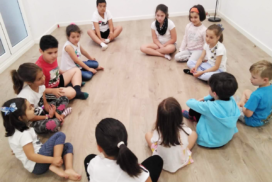 Espacio Oikos: desarrollo intelectual niños y adolescentes