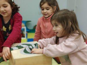 desarrollo intelectual para niños