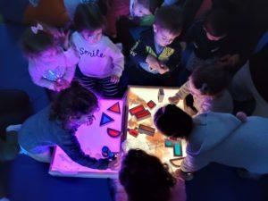 Baby Oikos: juegos en grupo inteligencias múltiples