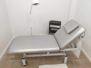 Espacio Oikos: sala fisioterapia