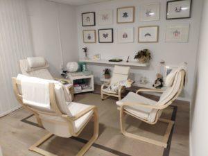 espacio Oikos: sala terapia psicología