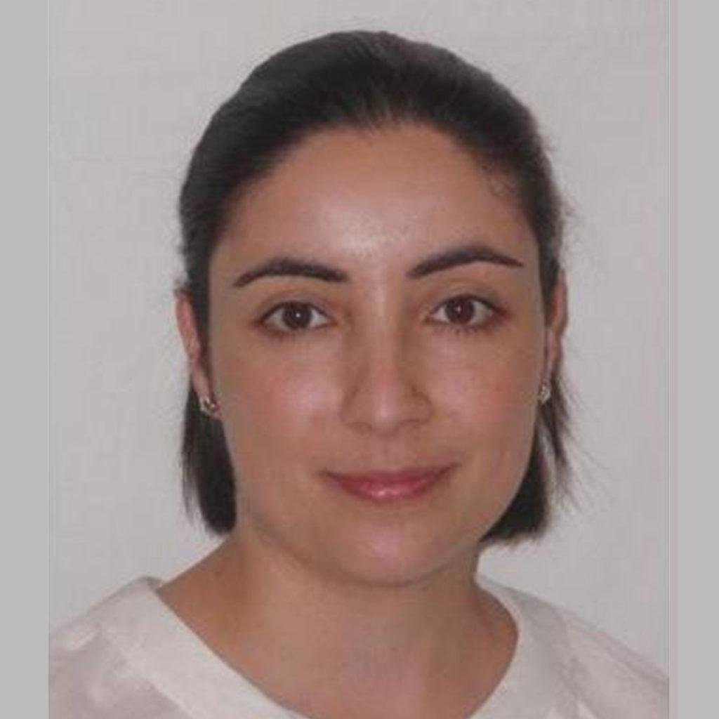 Cristina Martín: Fisioterapeuta