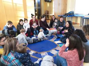 Baby Oikos: cursos en familia