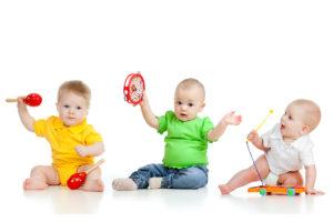 Baby Oikos: aula de música para bebés