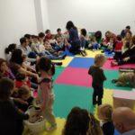 aula Taller de estimulación musical mago diapasón