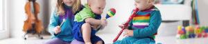 La estimulación musical en bebés Galicia