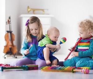 Taller de música para niños
