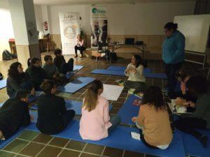 programa mindfulness para maestros y padres