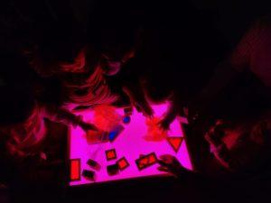 etapas en la educación sensorial de los niños pequeños
