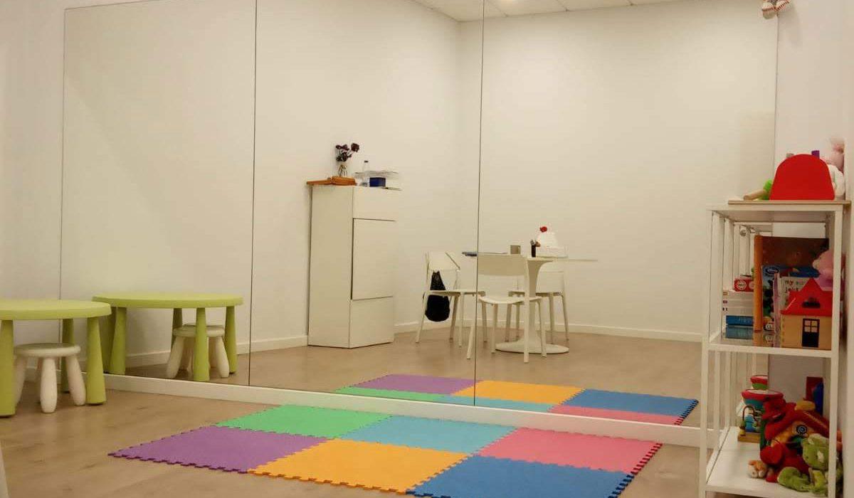 Espacio Oikos: aula de logopedia infantil