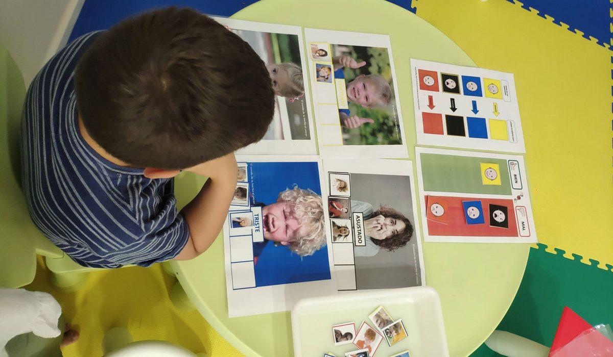 Espacio Oikos: logopedia para niños