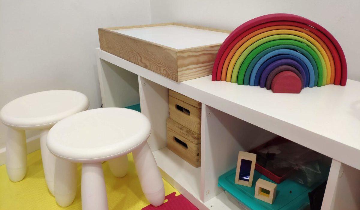 Salas de juegos talleres terapias niños
